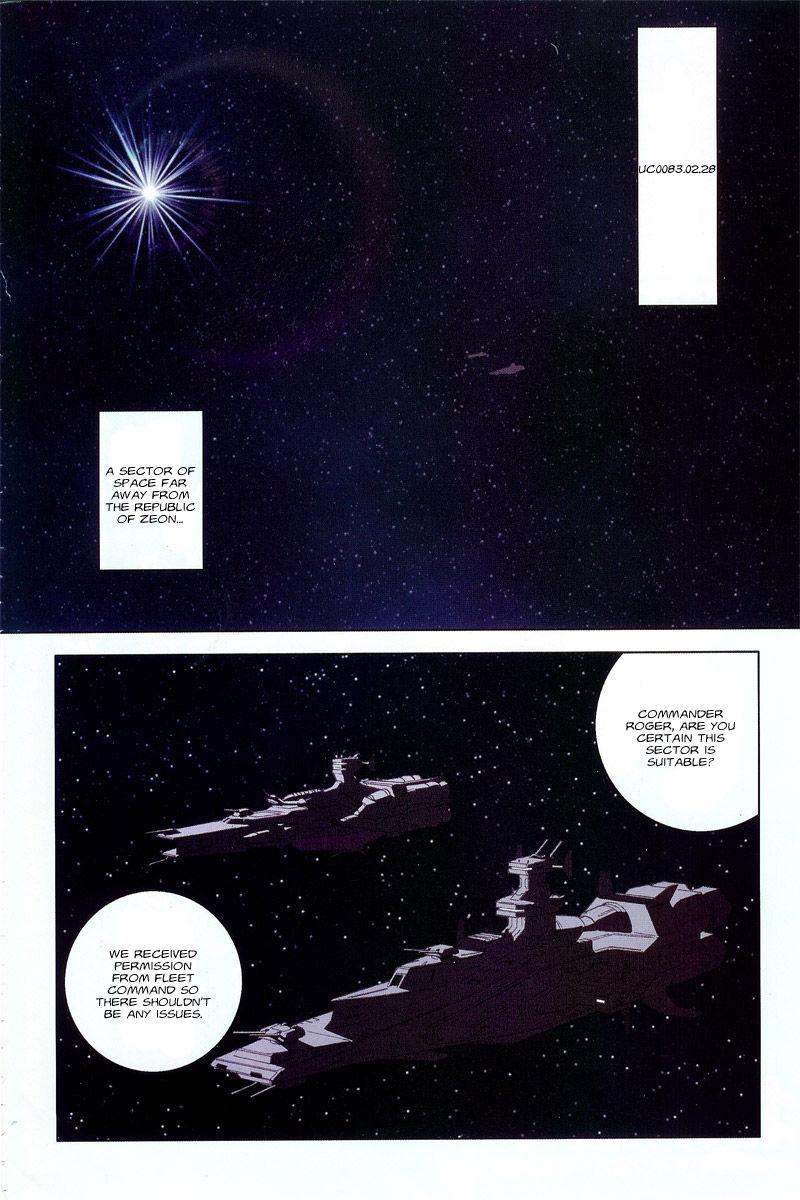 Kidou Senshi Gundam: C.D.A. Wakaki Suisei no Shouzou 32 Page 2