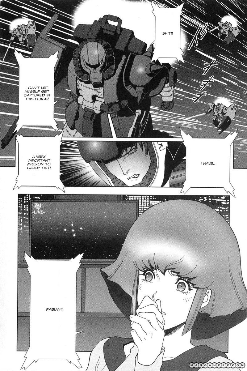 Kidou Senshi Gundam: C.D.A. Wakaki Suisei no Shouzou 47 Page 2