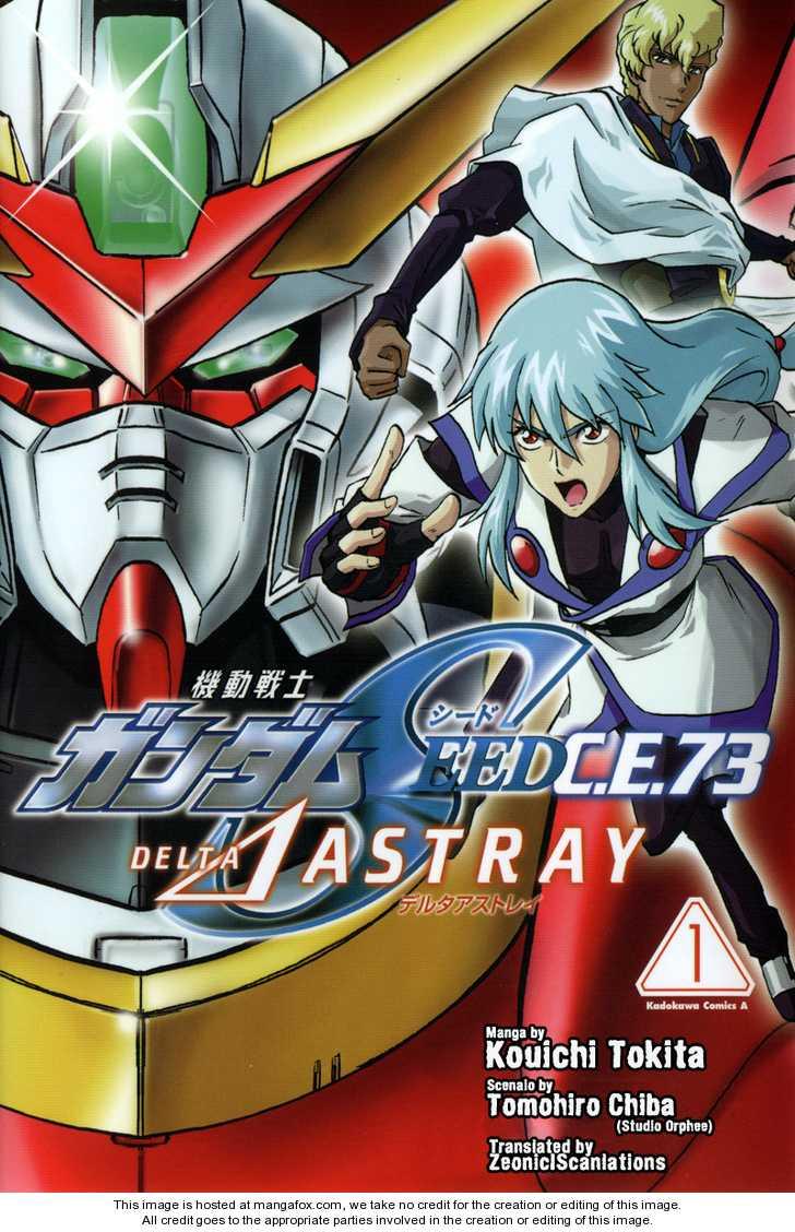 Kidou Senshi Gundam Seed C.E.73 Delta Astray 1 Page 1