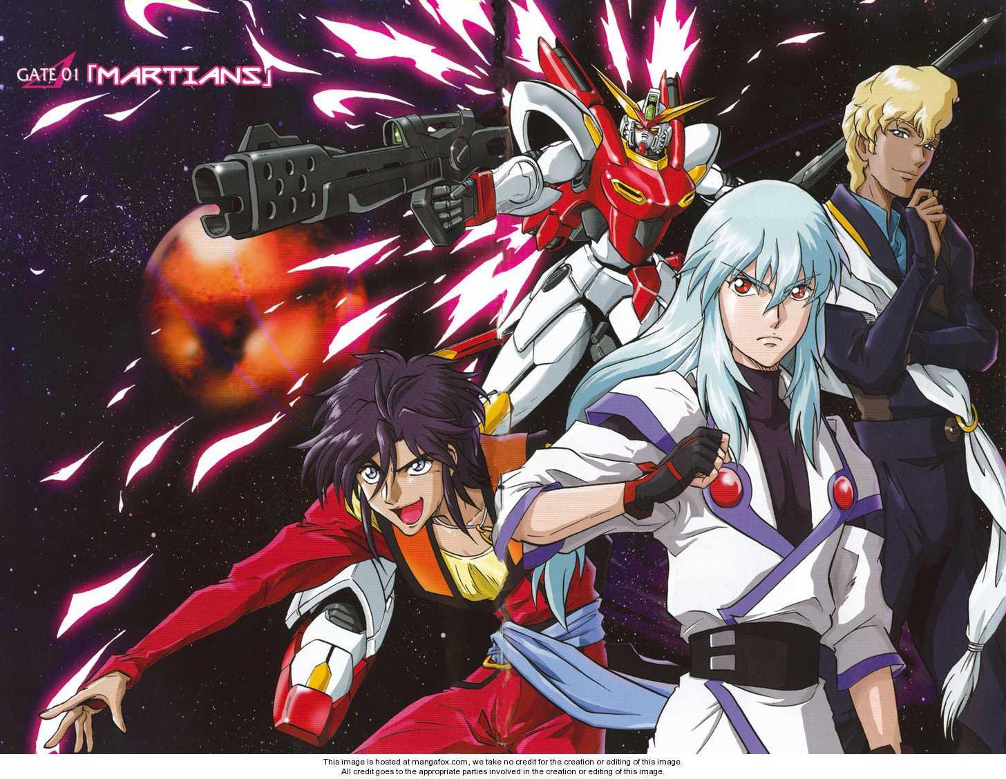 Kidou Senshi Gundam Seed C.E.73 Delta Astray 1 Page 3