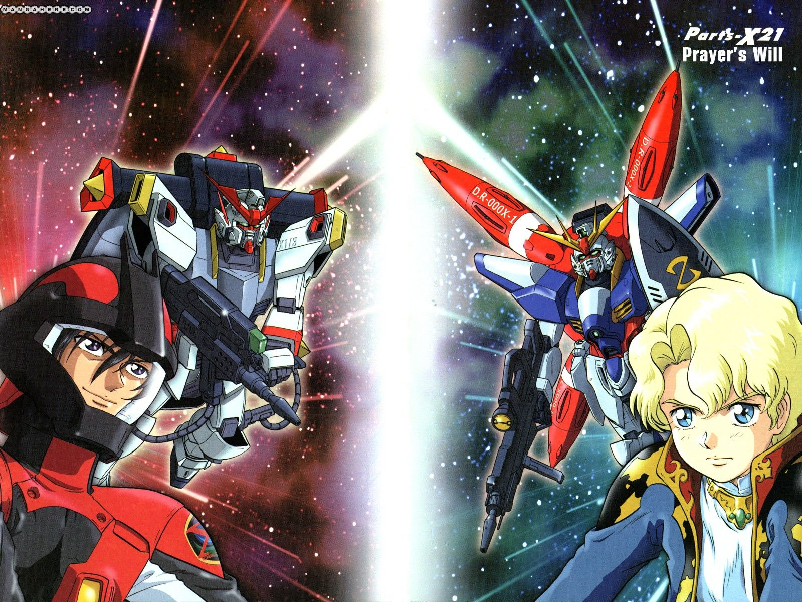 Kidou Senshi Gundam Seed C.E.73 Delta Astray 11 Page 3