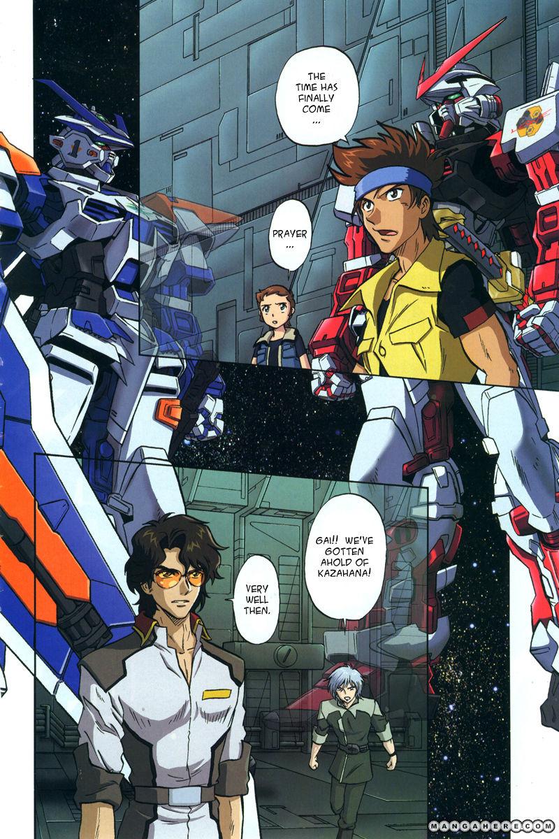 Kidou Senshi Gundam Seed C.E.73 Delta Astray 11 Page 4