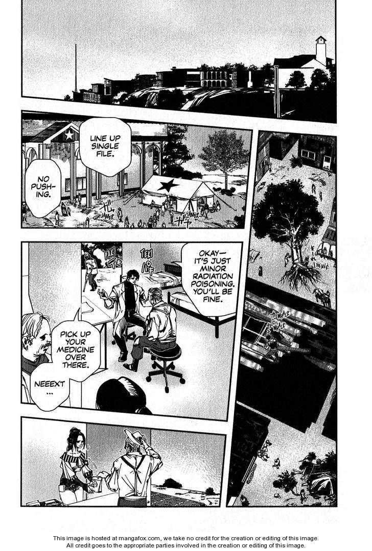 Vampire Hunter D 4 Page 2