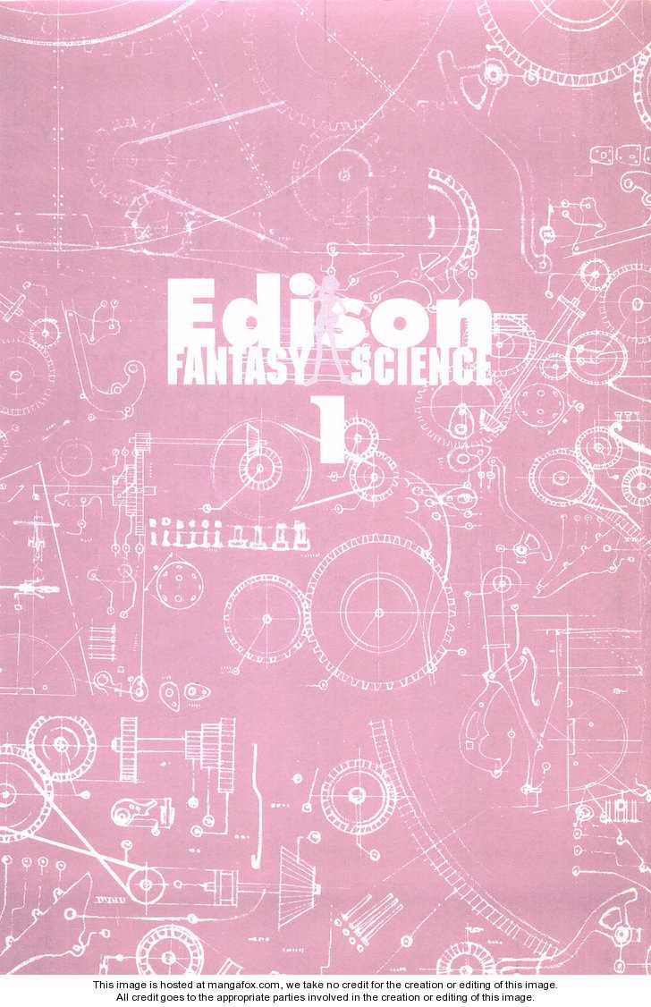 Kuusou Kagaku Edison 1 Page 3