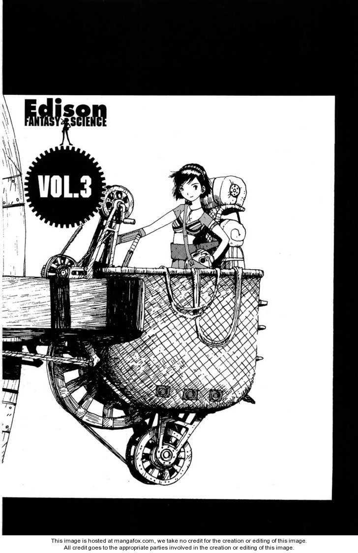 Kuusou Kagaku Edison 3 Page 1