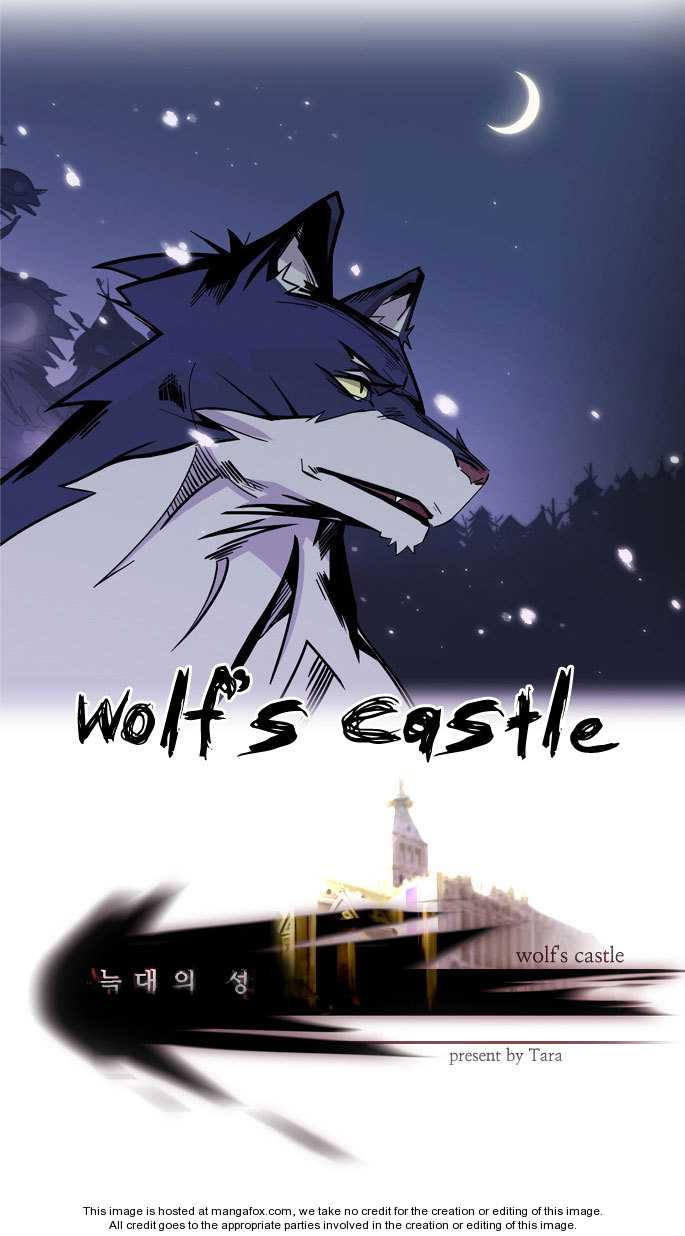 Wolf's Castle 1 Page 1