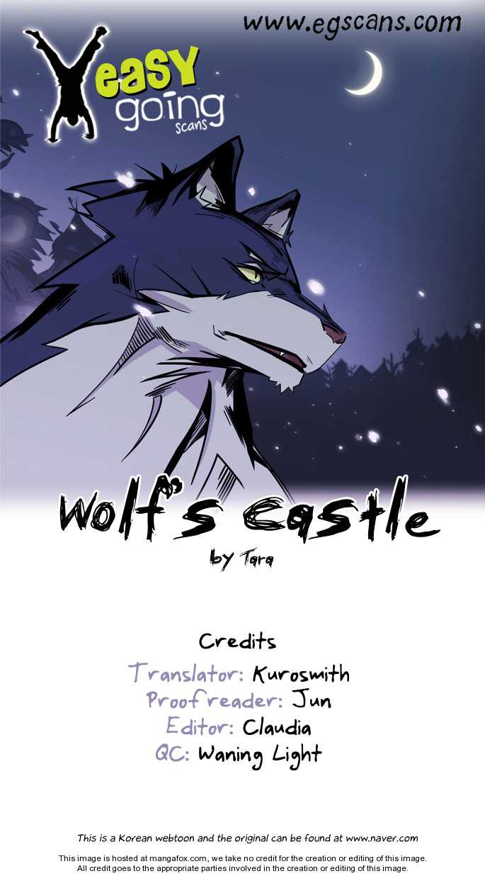 Wolf's Castle 16 Page 1