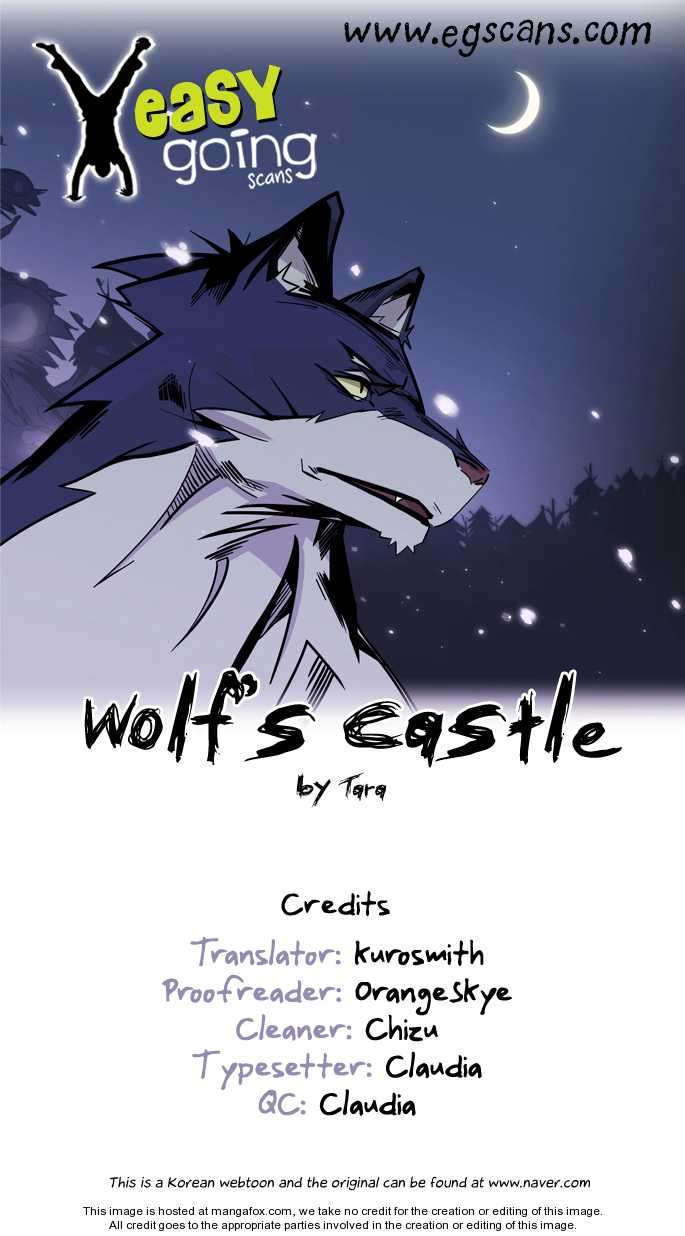 Wolf's Castle 19 Page 1