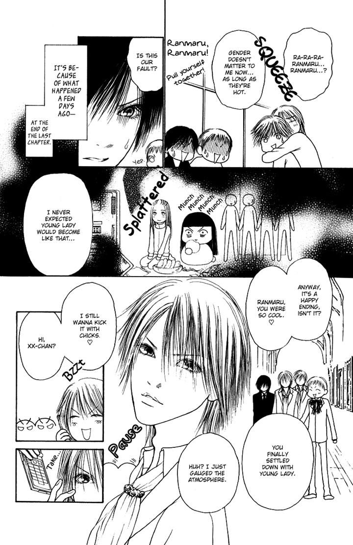 Perfect Girl Evolution 122 Page 2