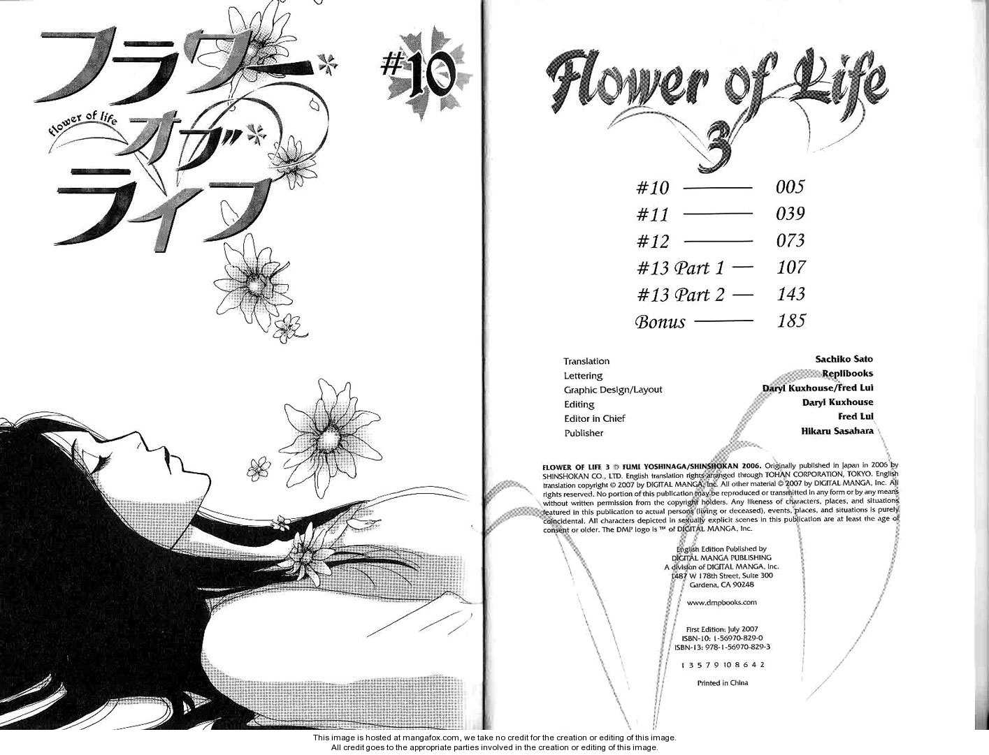 Flower of Life 3 Page 2