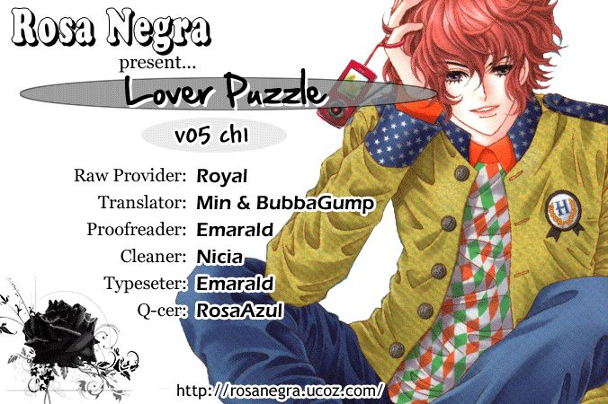 Lover Puzzle 15 Page 2