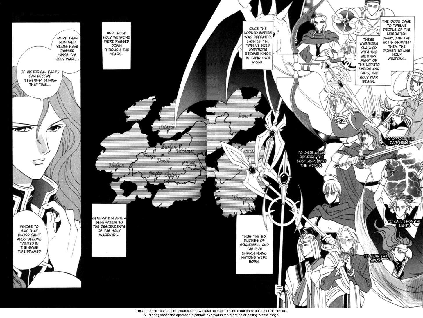 Fire Emblem: Seisen no Keifu 2 Page 1