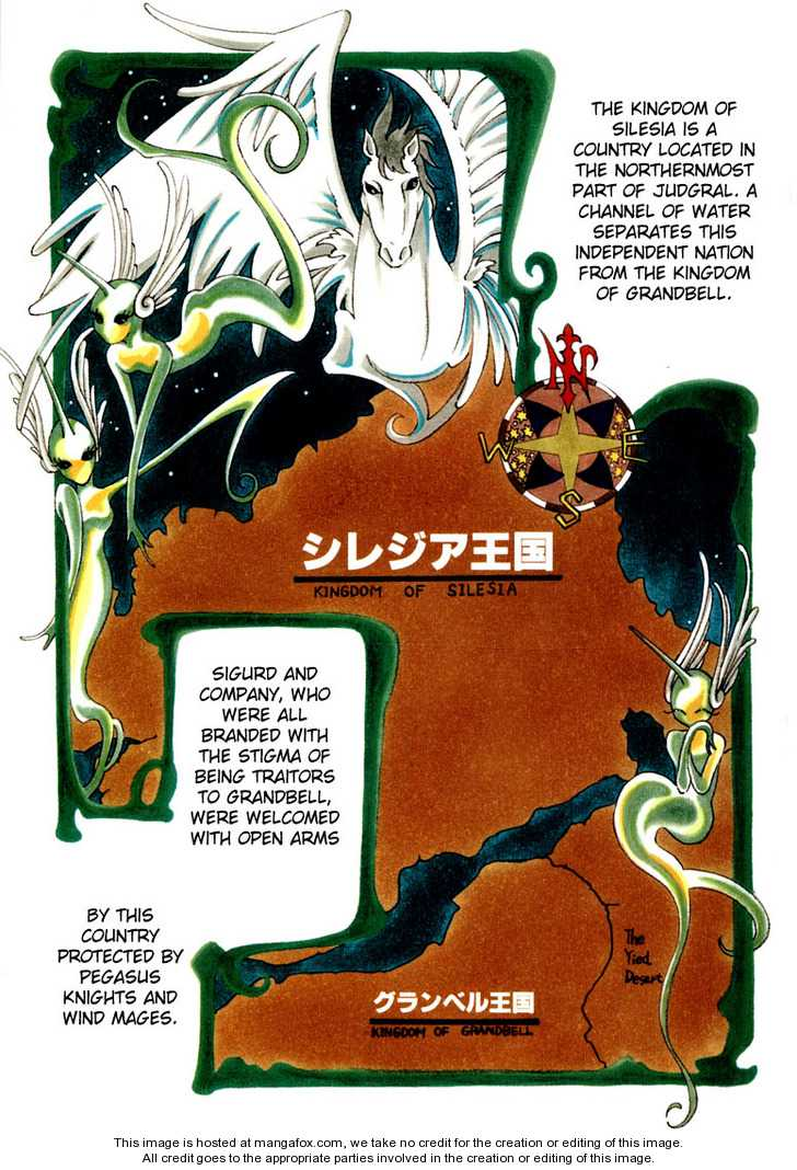Fire Emblem: Seisen no Keifu 27 Page 1