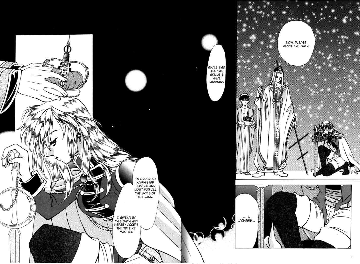 Fire Emblem: Seisen no Keifu 30 Page 2