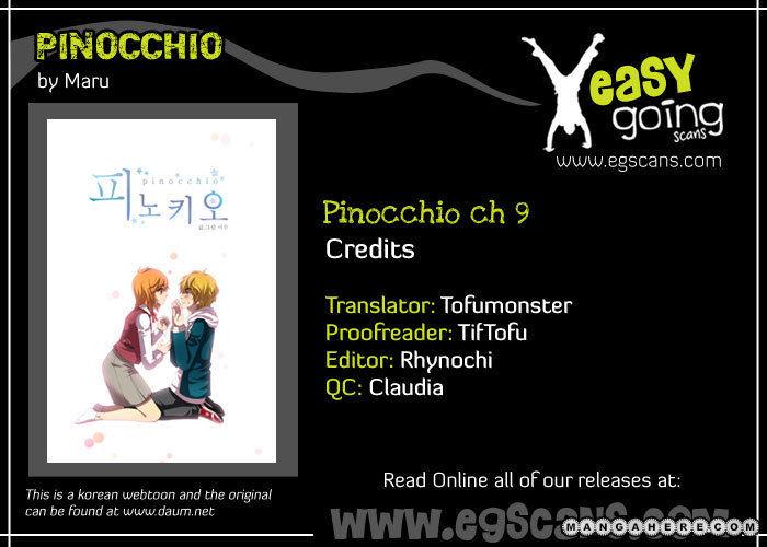 Pinocchio 9 Page 1