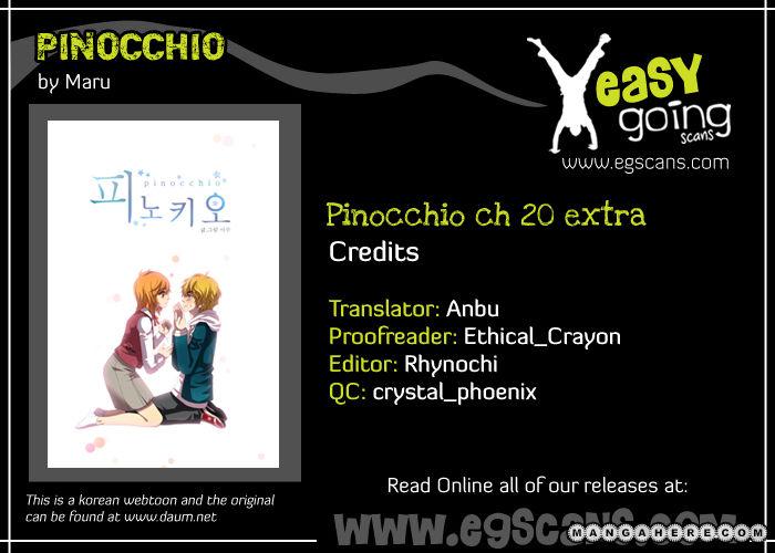 Pinocchio 20.5 Page 1