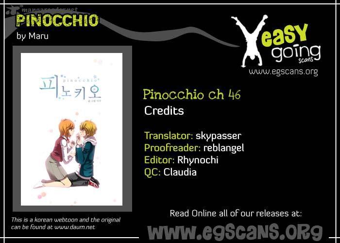 Pinocchio 46 Page 1