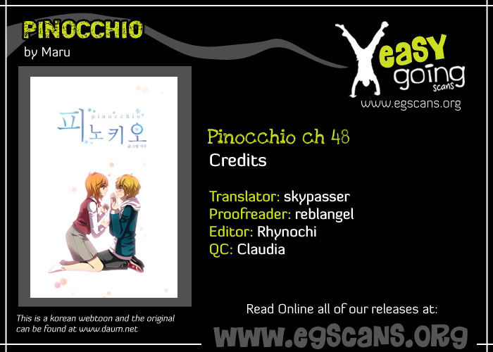 Pinocchio 48 Page 1