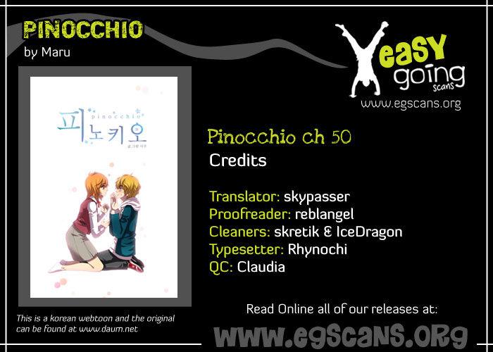 Pinocchio 50 Page 1