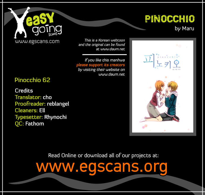 Pinocchio 62 Page 1