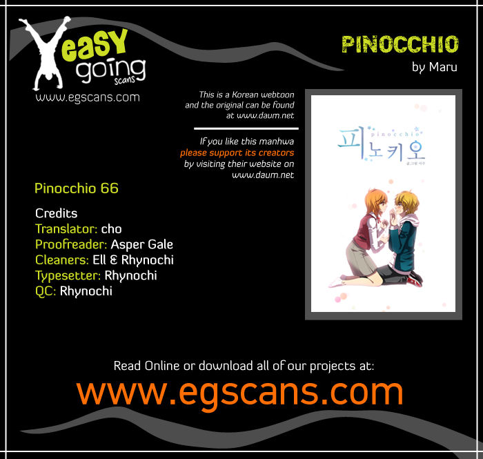 Pinocchio 66 Page 1
