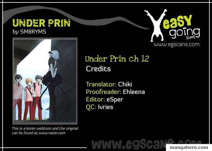 under PRIN 12 Page 1