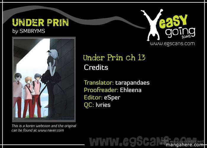 under PRIN 13 Page 1