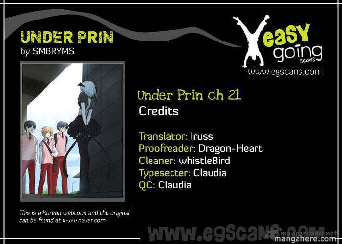 under PRIN 21 Page 1