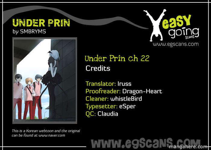 under PRIN 22 Page 1