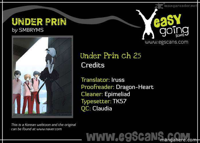 under PRIN 25 Page 1