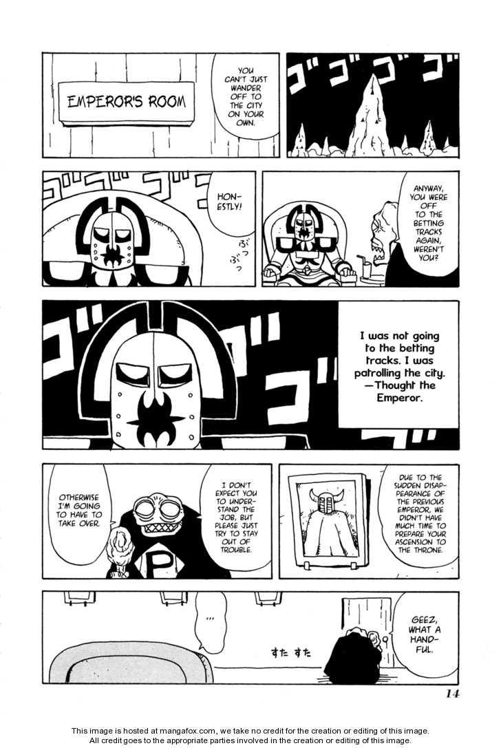 Go Go! Purin Teikoku 2 Page 2
