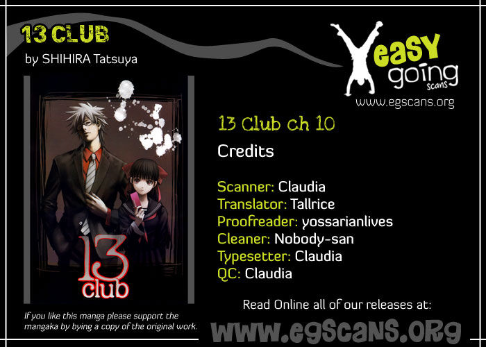 13 Club 10 Page 1