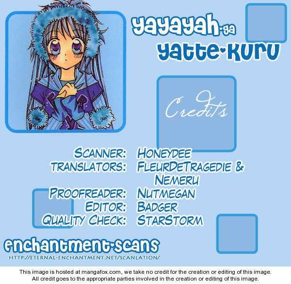 Ya-ya-yah ga Yattekuru! 1 Page 2