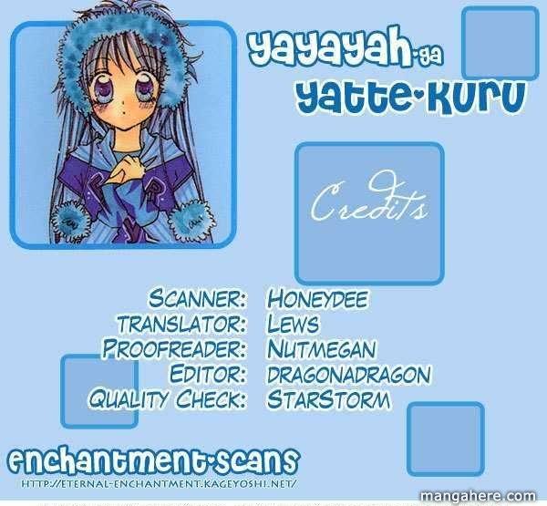 Ya-ya-yah ga Yattekuru! 3 Page 1