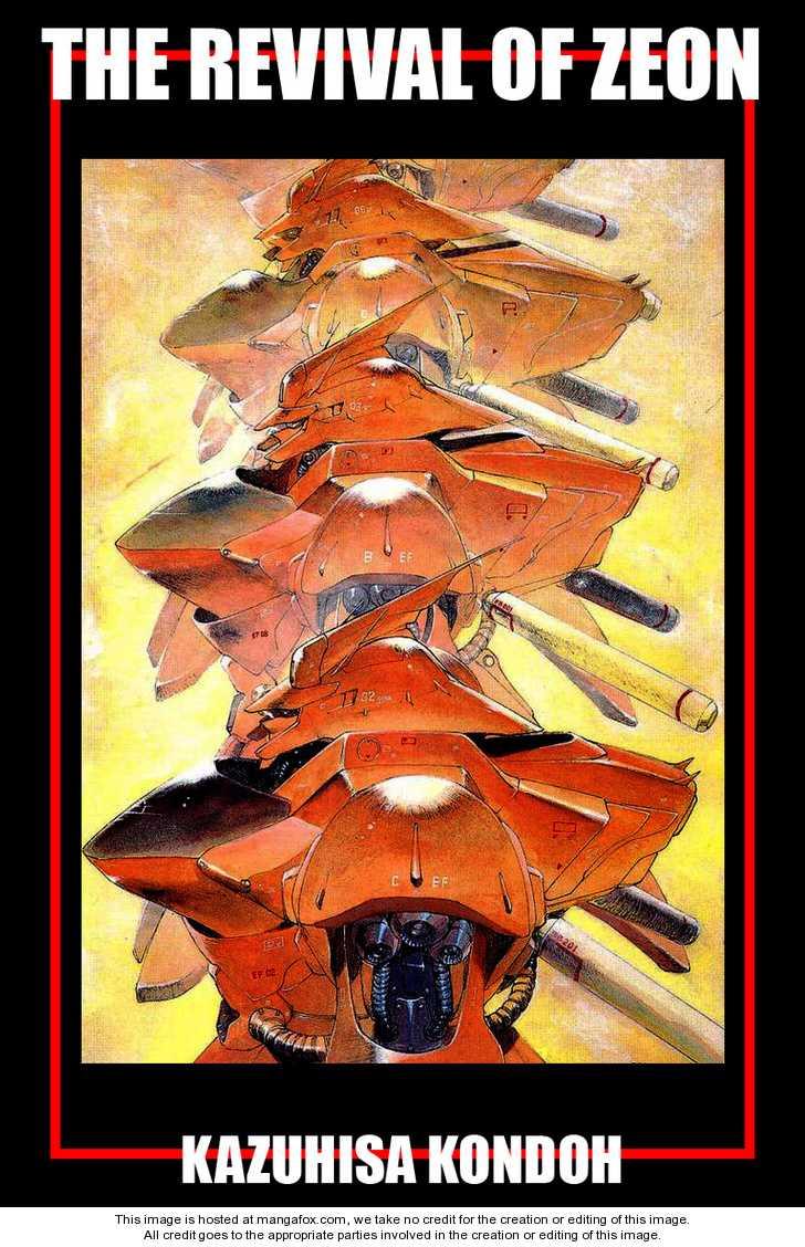 Kidou Senshi Gundam: Zeon no Saiko 1 Page 2