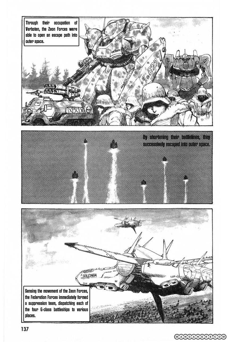 Kidou Senshi Gundam: Zeon no Saiko 5 Page 2