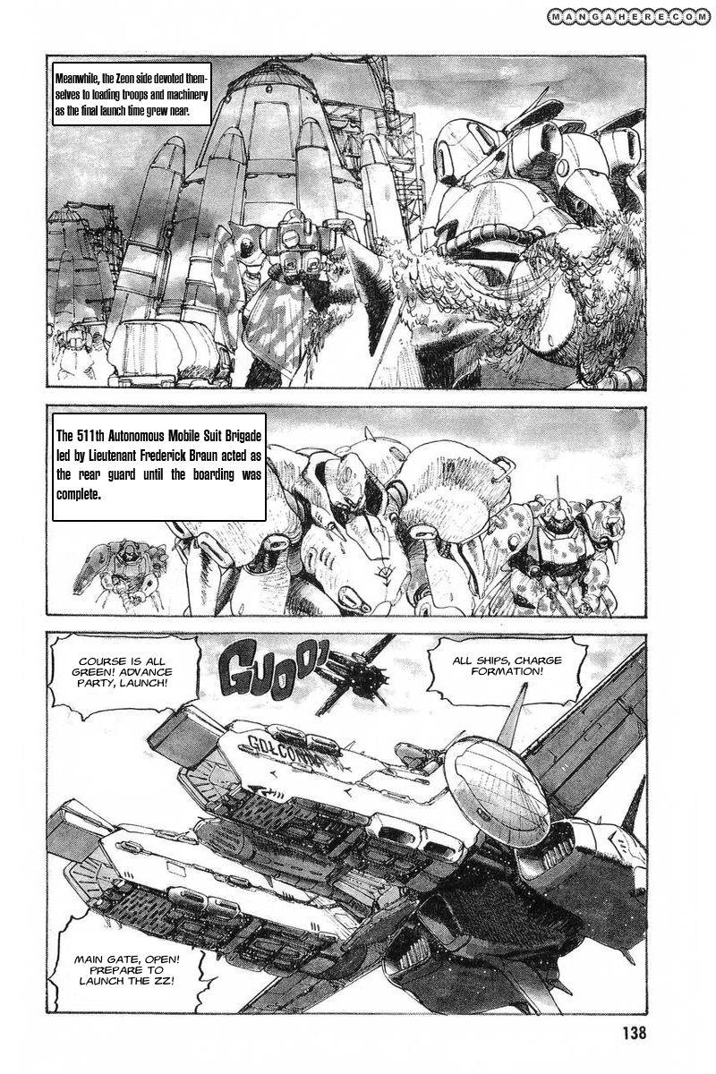 Kidou Senshi Gundam: Zeon no Saiko 5 Page 3