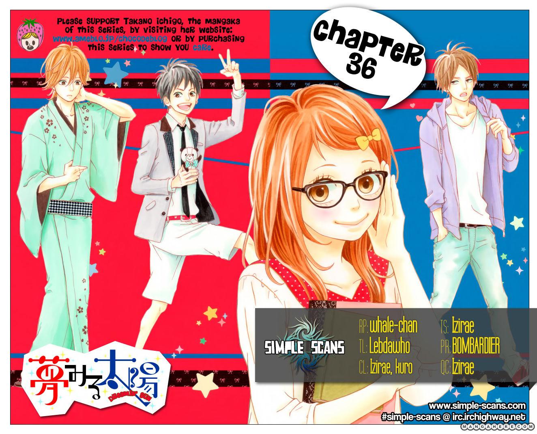Yumemiru Taiyou 36 Page 1