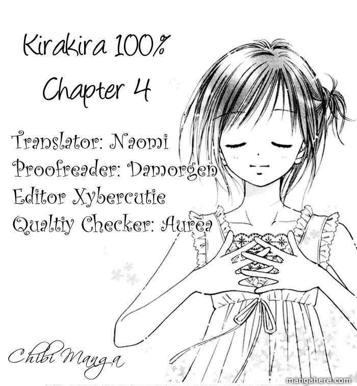 Kirakira 100% 4 Page 1