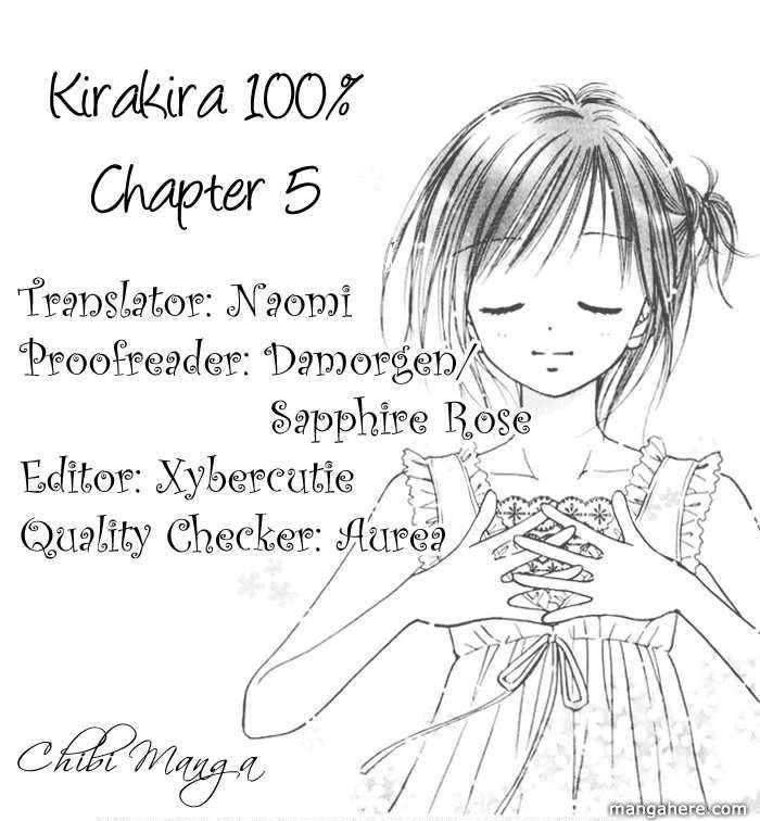 Kirakira 100% 5 Page 1