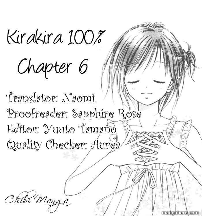 Kirakira 100% 6 Page 1