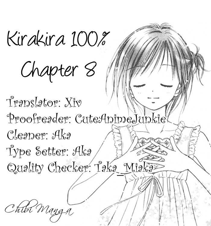 Kirakira 100% 8 Page 1