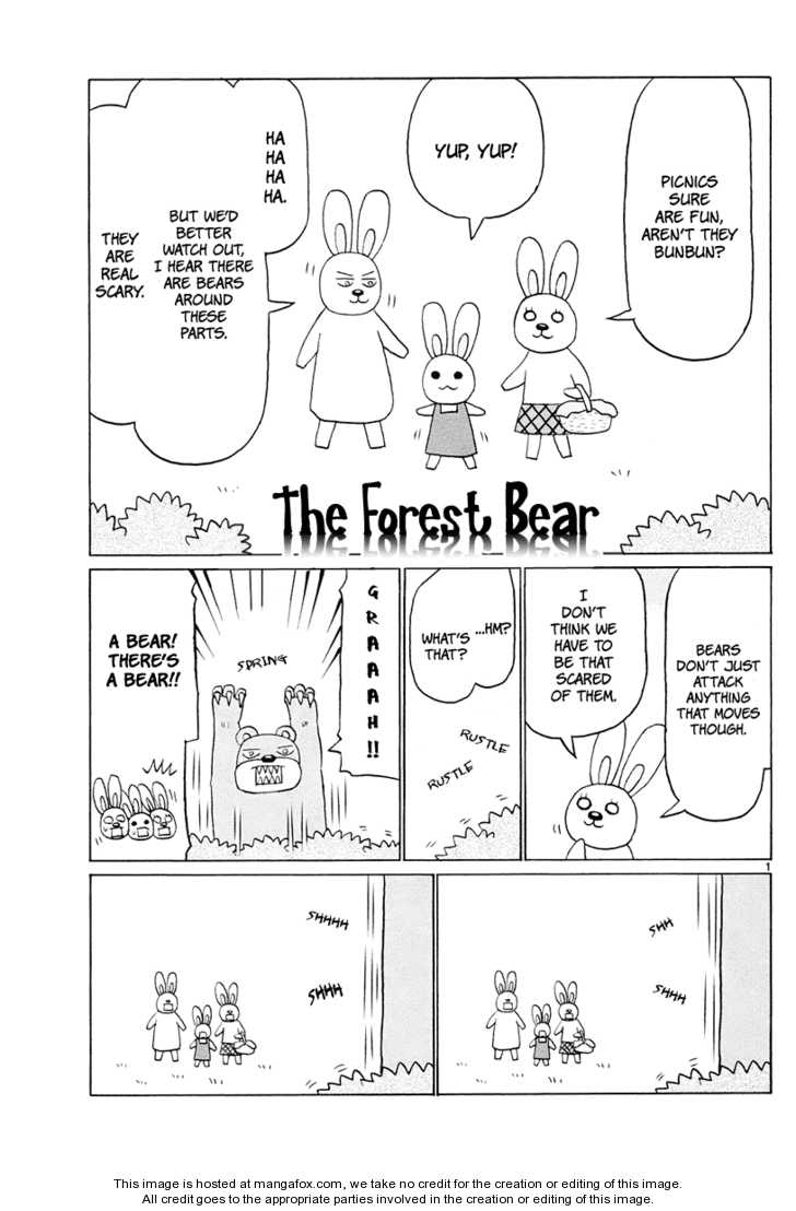 Forest Bear 0 Page 1