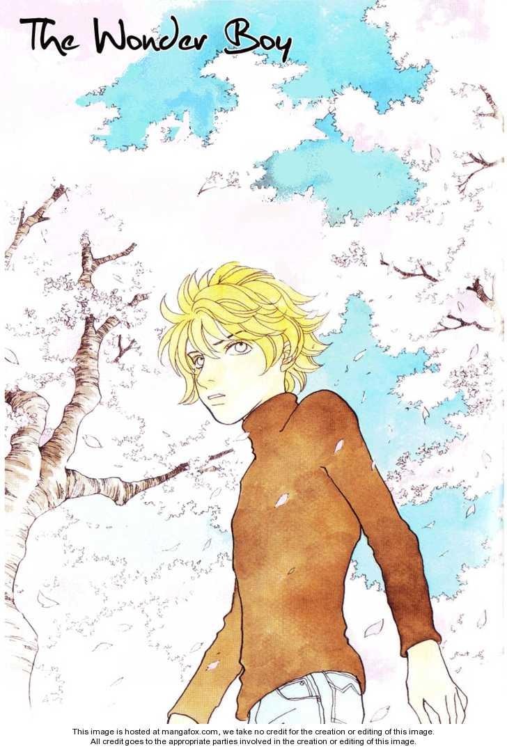 Fushigi na Shounen 0 Page 2