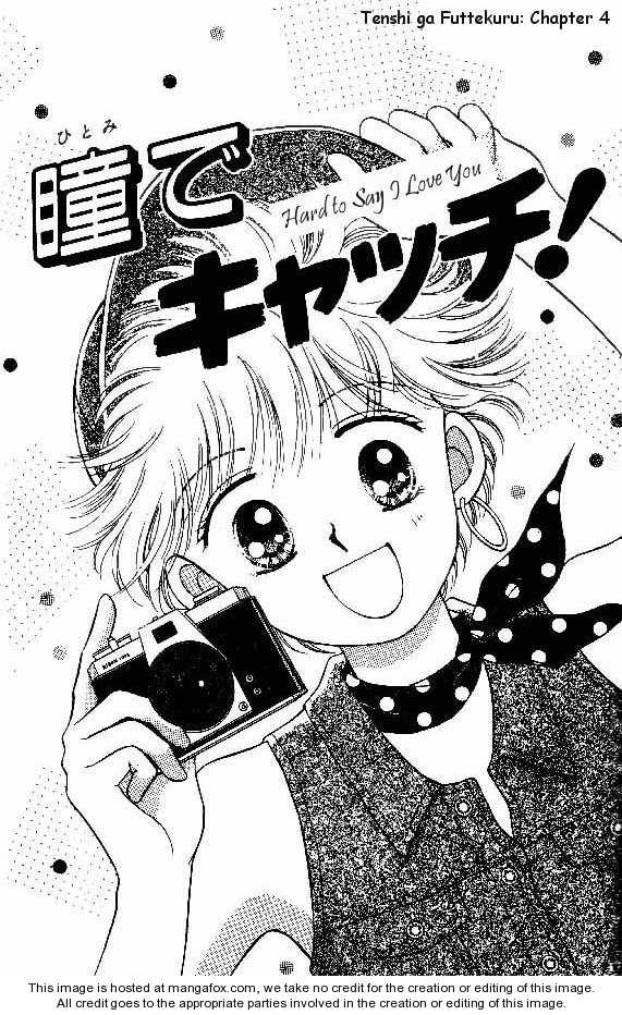 Tenshi ga Futtekuru 4 Page 1