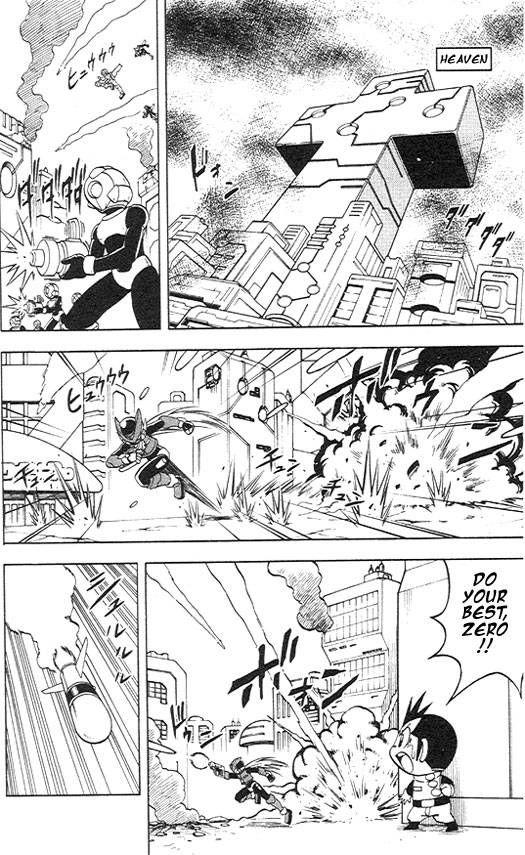 Rockman Zero 2 Page 2