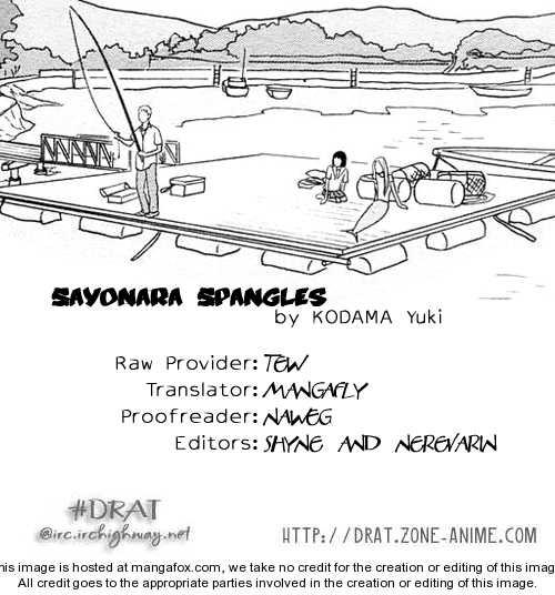 Hikari no Umi 1 Page 1