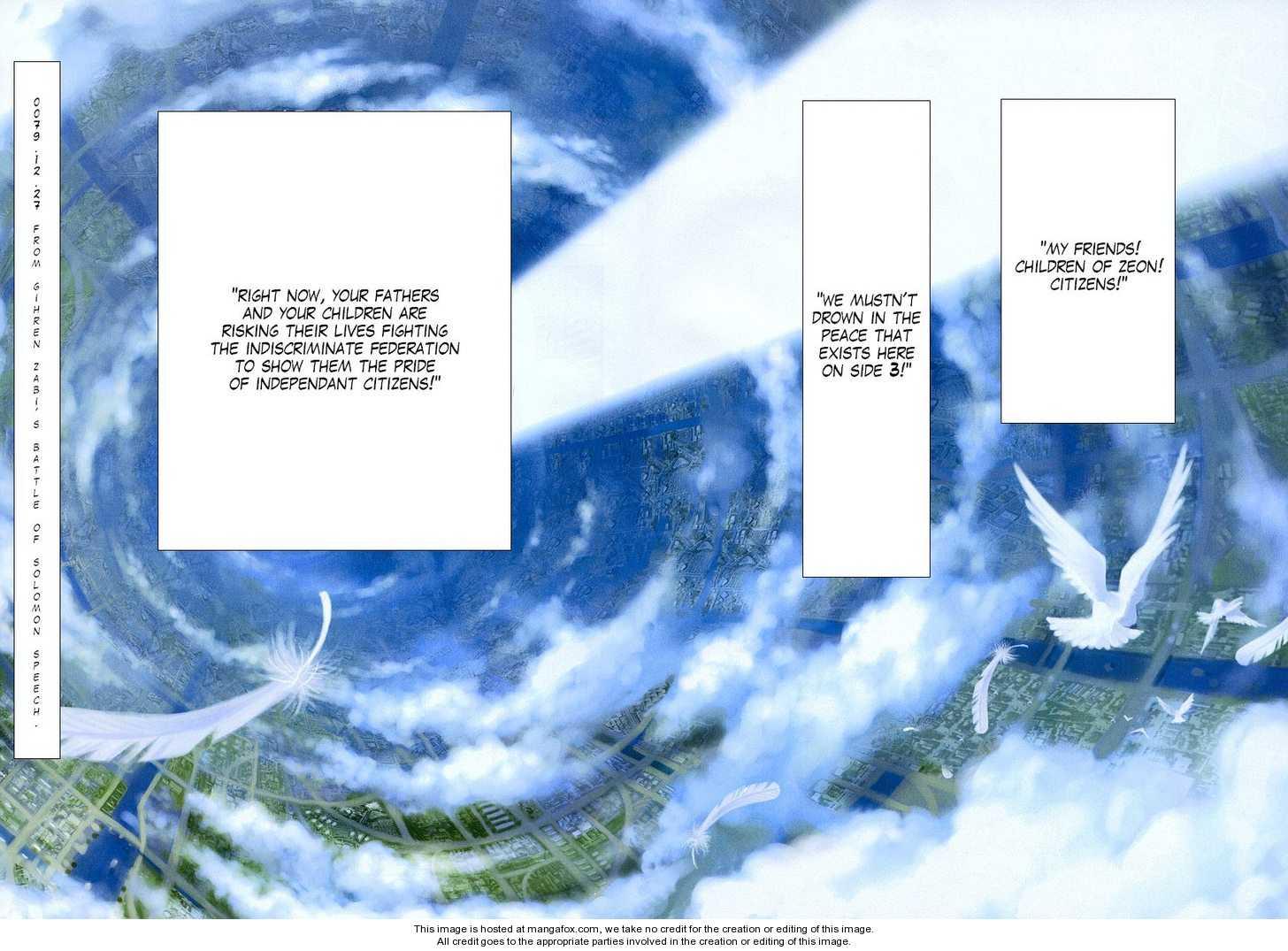 Kidou Senshi Gundam: Giren Ansatsu Keikaku 9 Page 2