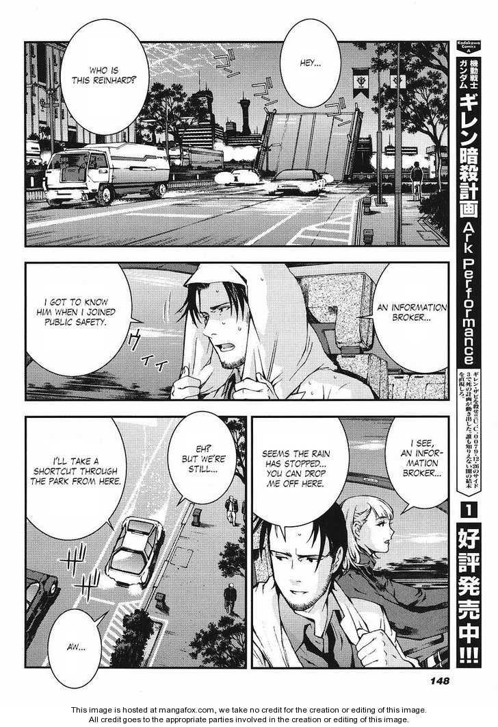 Kidou Senshi Gundam: Giren Ansatsu Keikaku 14 Page 2
