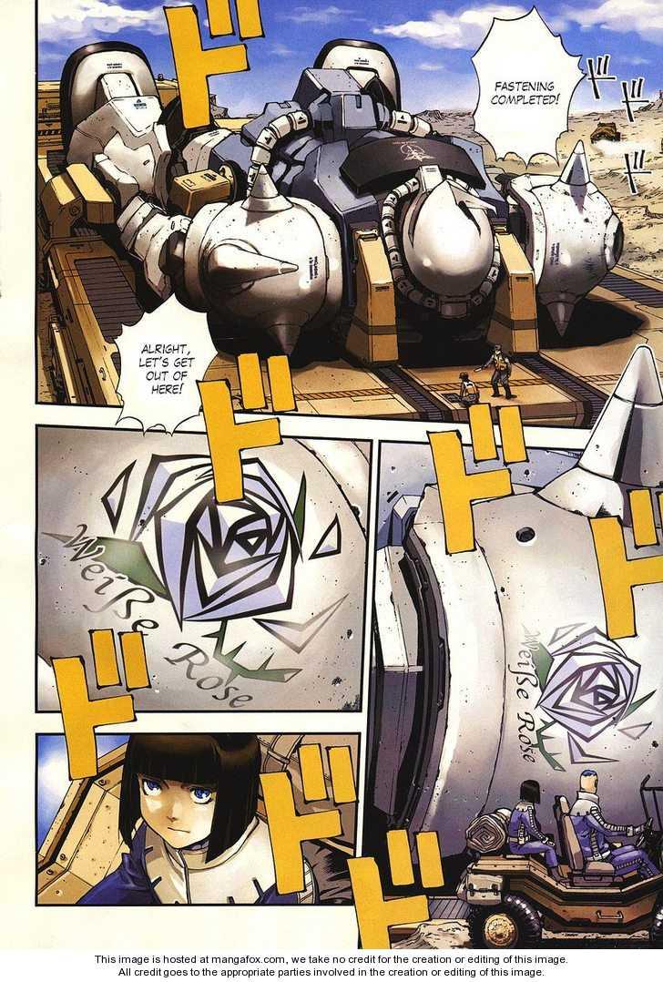 Kidou Senshi Gundam: Giren Ansatsu Keikaku 17 Page 2